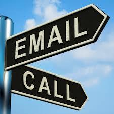 Email vs. Phone/Meeting | Andrew Abramowitz, PLLC