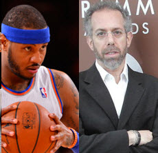 carmello anthony venture fund